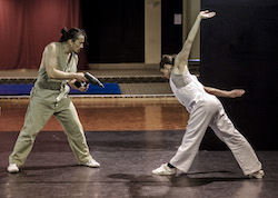 ADT's 'construct'. Photo by Chris Herzfeld Camlight Productions.