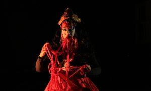 Rakini Devi. Photo by Karl Ford.