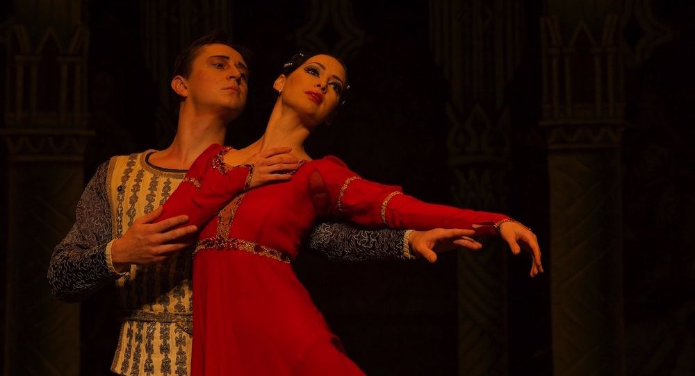 Russian National Ballet in 'Romeo and Juliet'. Photo by Xu Daqing.