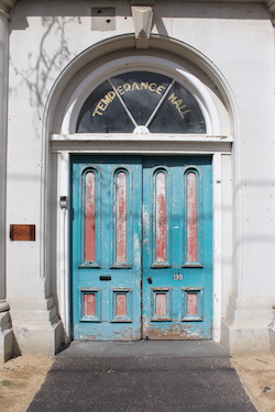 Temperance Hall. Photo courtesy of BalletLab.
