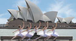 The 2016 Genée in Sydney. Photo courtesy of RAD.