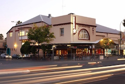 The Odeon Theatre. Photo courtesy of Australian Dance Theatre.