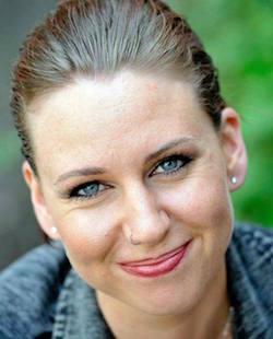 Angela Hamilton. Photo by Tony Ryan.