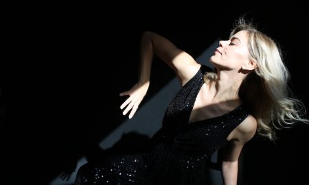 Choreographer Lauren Adams. Photo by Mike Esperanza.