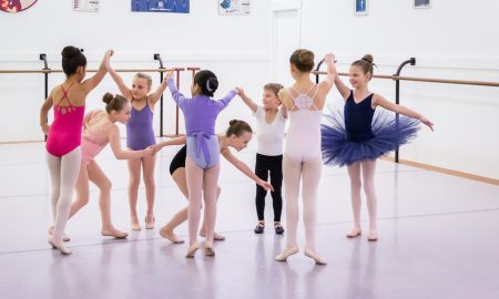 International Ballet Workshops. Photo by Chris Dowd.