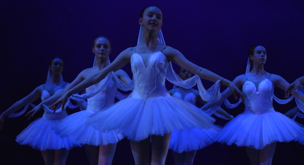 'La Bayadère'. Photo courtesy of Premier State Ballet.