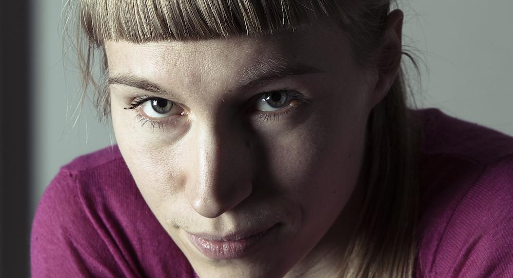 Mette Ingvartsen. Photo by Danny Willems.