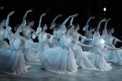 The Australian Ballet Regional Tour of 'Giselle', featuring artists of TAB. Photo by Lynette Wills.