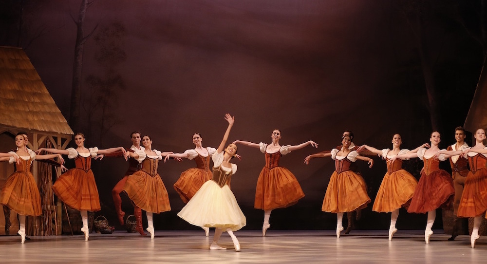 The Australian Ballet Regional Tour of 'Giselle'. Photo by Jeff Busby.