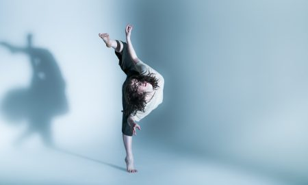 Transit Dance Diploma Second Year Tiffany Hislop. Photo by Paul Malek.