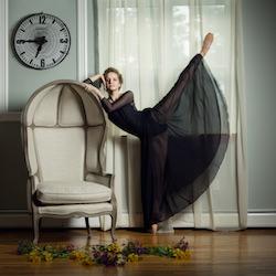 Maggie Kudirka. Photo by Andrew Holtz.