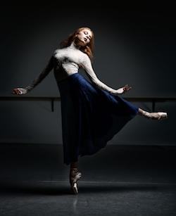 Mia Heathcote. Photo by David Kelly.