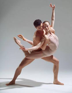 Sharni Spencer and Pedro Cassiano. Photo by Stephen A'Court.