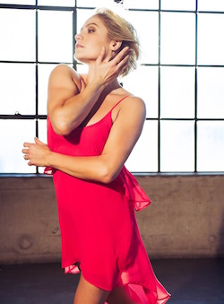 Stacey Tookey. Photo courtesy of Tookey.
