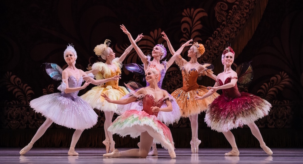 The Australian Ballet in 'The Sleeping Beauty'. Photo by Daniel Boud.