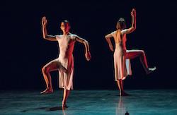 Trisha Brown Dance Company. Photo by Stephanie Berger.