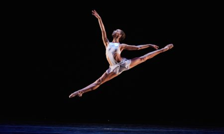 Chyrstyn Mariah Fentroy. Photo by Rachel Neville Photography, courtesy of Dance Theatre of Harlem.