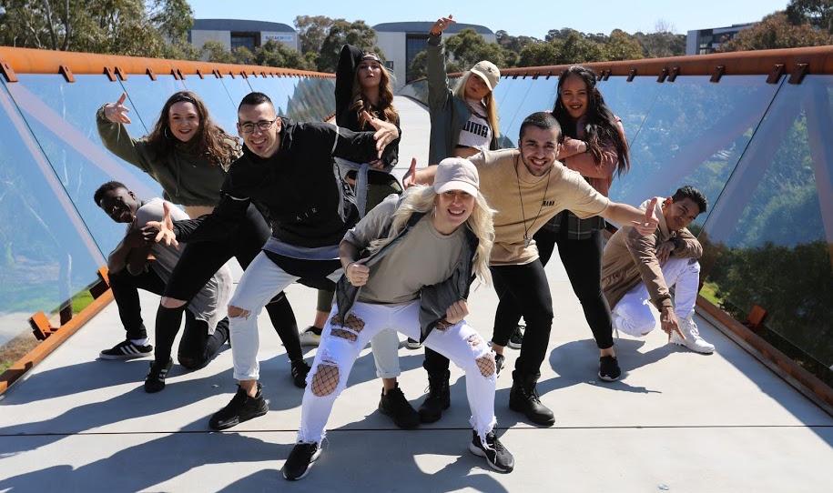 Hip hop crew Superhoodz. Photo courtesy of Superhoodz.
