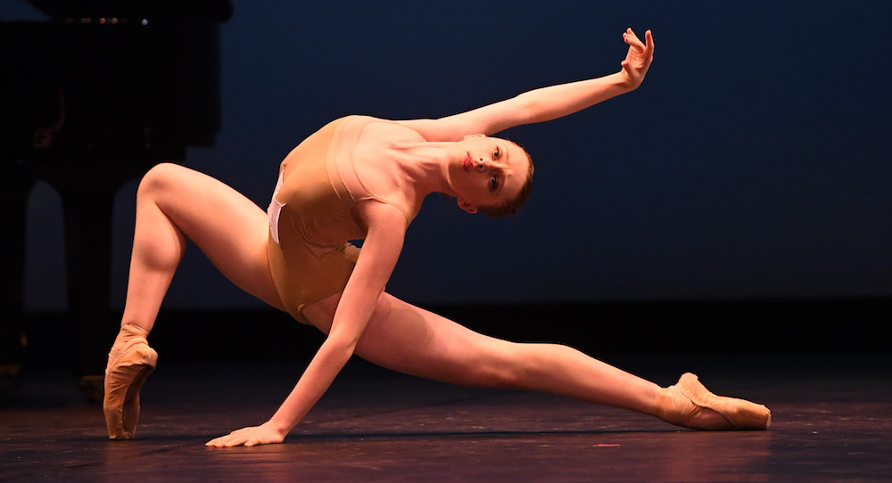 Maeve Nolan. Photo by Winkipop Media, courtesy of the Royal Academy of Dance.