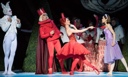 The Australian Ballet in 'Alice's Adventures in Wonderland'. Photo by Daniel Boud.