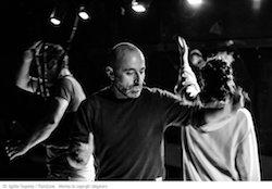 A performance at Les Brigittines.