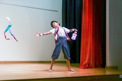 BEYOND DANCE's Boys Only Winner, Kershawn Theodore. Photo by Jodie Harlow Photography.