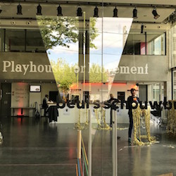Les Brigittines' Playhouse for Movement.