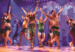 The Australian cast of 'MAMMA MIA!'. Photo by James D. Morgan.