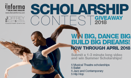 Dance Informa Summer Scholarship Giveaway