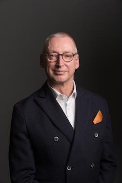 Garry Trinder. Photo by Stephen A'Court.