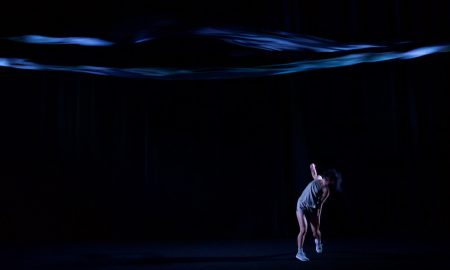 Kristina Chan's 'A Faint Existence'. Photo by Ashley de Przer.
