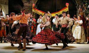 Naima Amar Lopez in Opera Australia's 'Don Quichotte'. Photo by Prudence Upton.