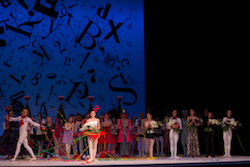 Valerie Tereshchenko (center). Photo courtesy of The Australian Ballet.