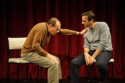 Gideon Obarzanek's 'Two Jews walk into a theatre...'. Photo by Sarah Walker.