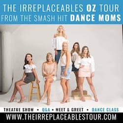'The Irreplaceables Tour'.