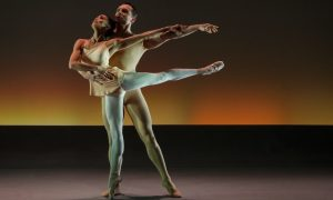 American ballet stars in performance. Photo by Jojo Mamangun..