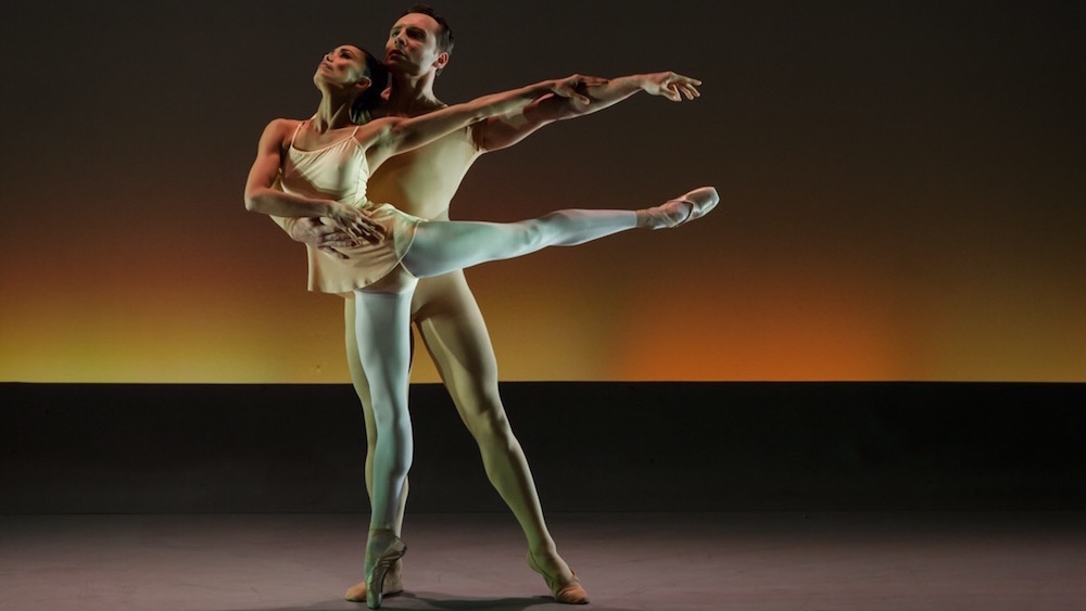 American ballet stars in performance. Photo by Jojo Mamangun..