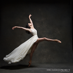 Veronika Part. Photo by NYC Dance Project.