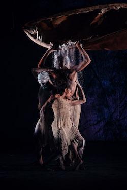 Bangarra in 'Dark Emu'. Photo by Daniel Boud.