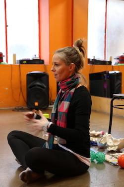 Bea Glendenning. Photo courtesy of I Can Move.