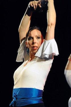 Emma Fernée. Photo courtesy of Studio Flamenco.