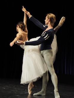La Scala Ballet. Photo by Elizabeth Ashley.