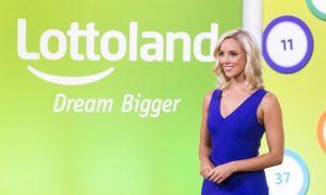 Lydia Pedrana for Lottoland. Photo by Guy Davies.