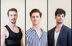 RNZB Choreographers in Residence.