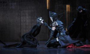 Ballet Preljocaj's 'Snow White' premieres at the Sydney Opera House.