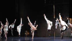 Ballet Preljocaj's 'Snow White'. Photo by Jean-Claude Carbonne.