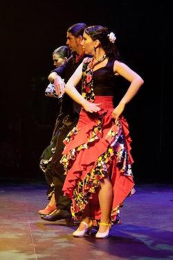 Studio Flamenco.