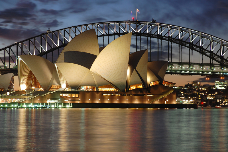 Sydney Opera House - Get Picture Of Sydney Opera House  Background