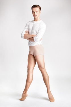Mason Lovegrove of The Australian Ballet. Photo by Daniel Boud.