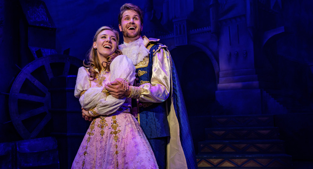 'Sleeping Beauty: A Knight Avenger's Tale'. Photo by Robert Catto.